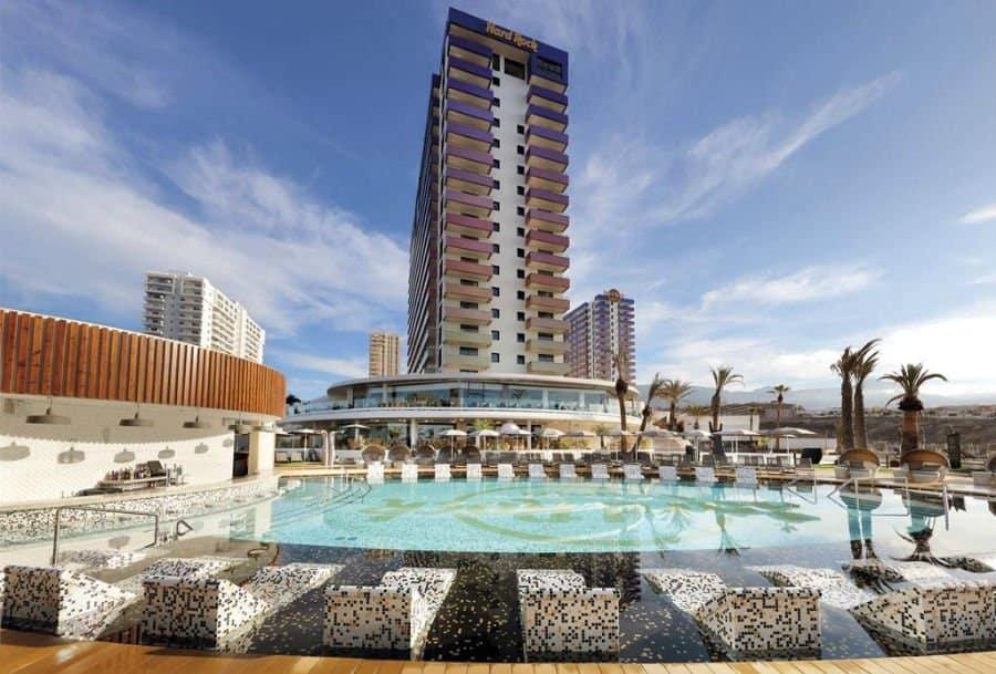 hard-rock-hotel Tenerife