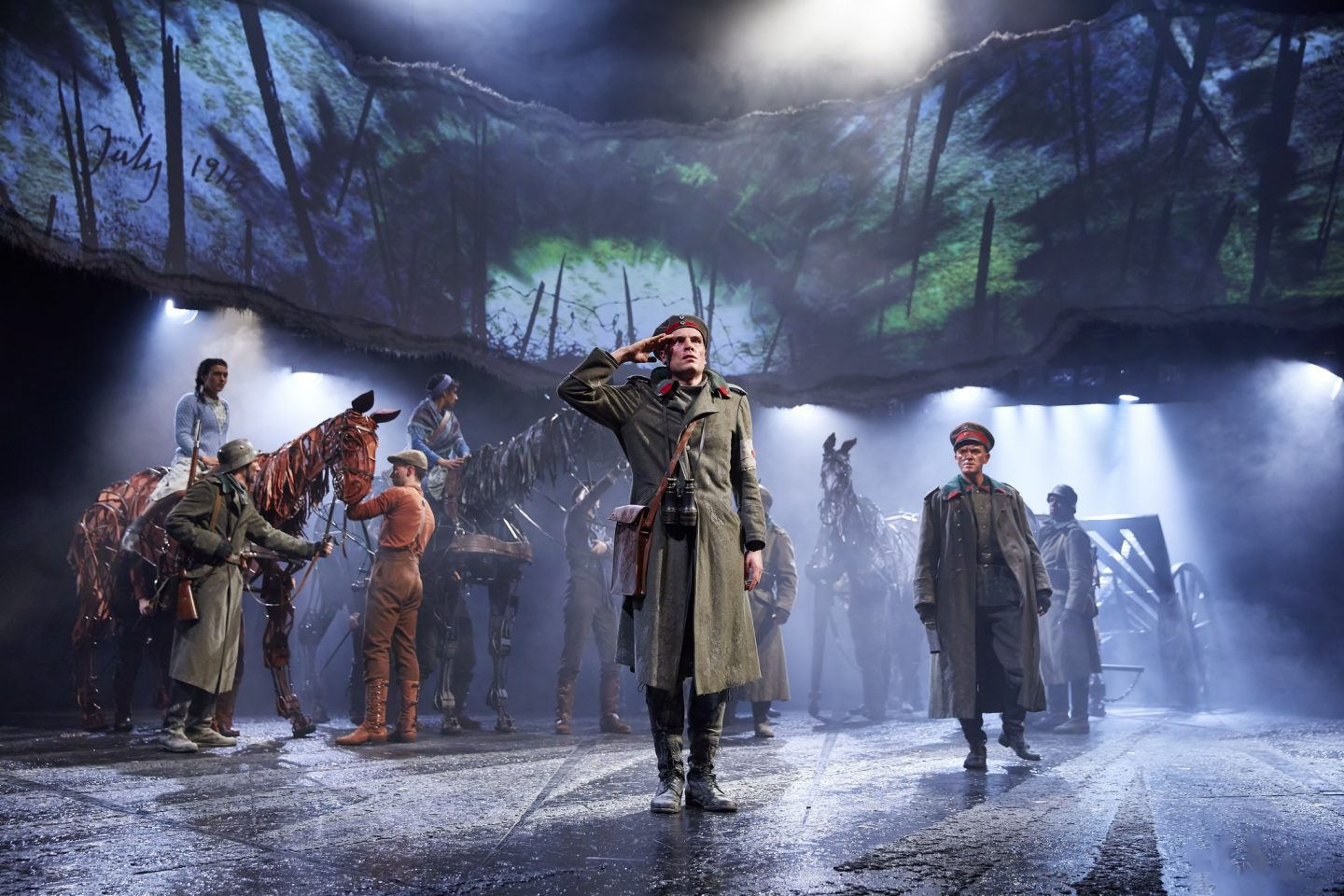 The War Horse National Tour
