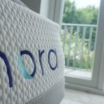 Nora Mattress from Wayfair and changing your mattress www.extraordianrychaos.com