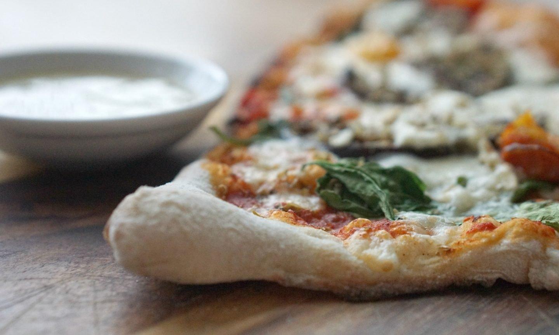 Pizza from Prezzo