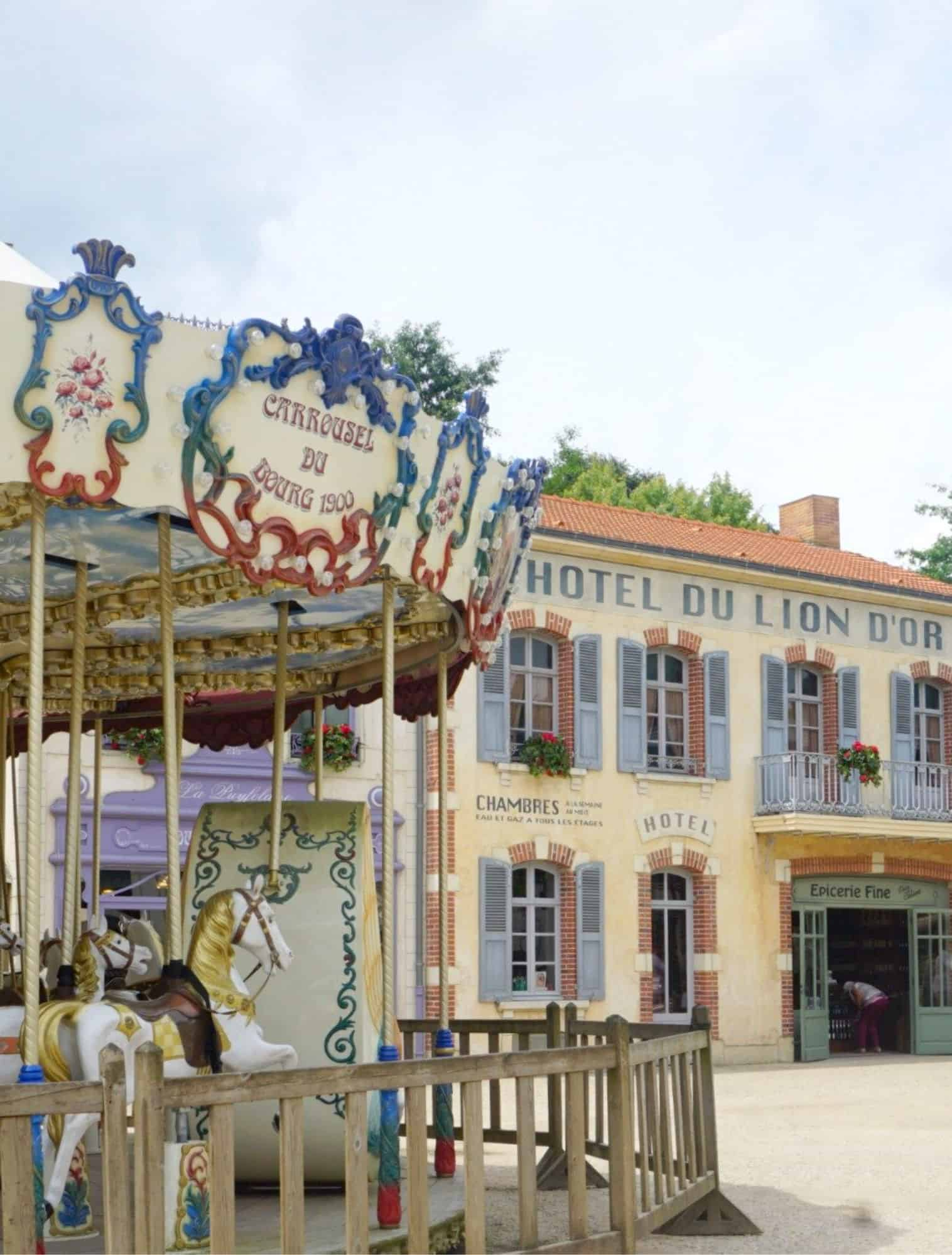 Puy Du Fou France For Families