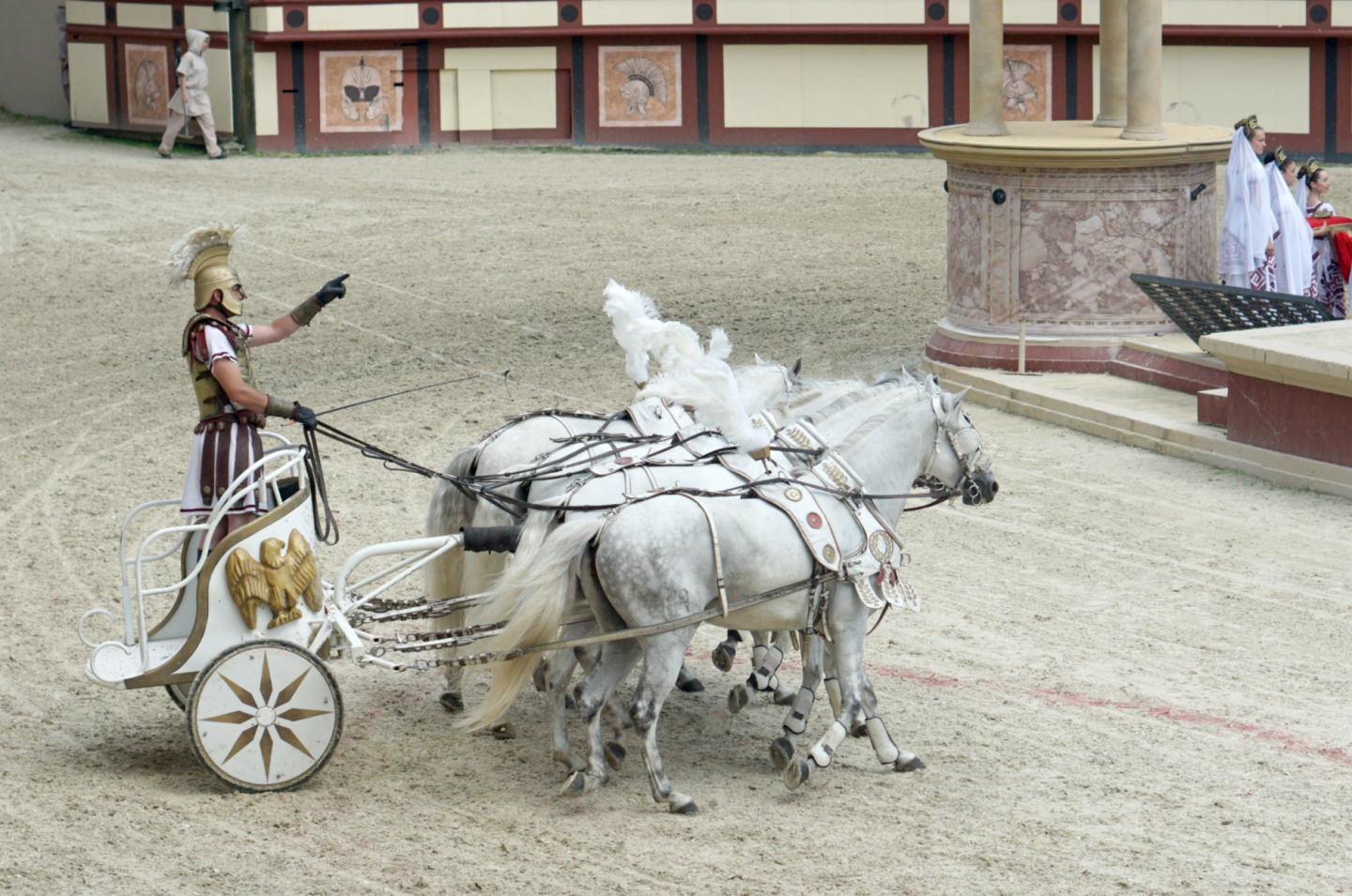 Shows At Puy Du Fou www.extraordinarychoas.com