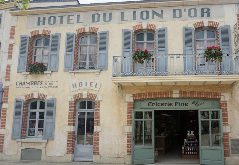 Unique Gift shops at Puy Do Fou www.extraordinarychaos.com