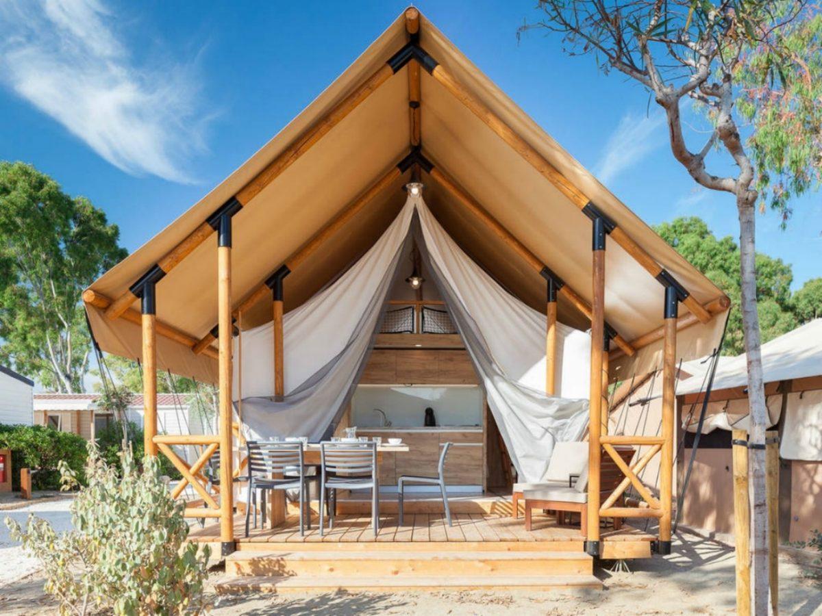 Tent Safari Lodge at Yelloh! Village
