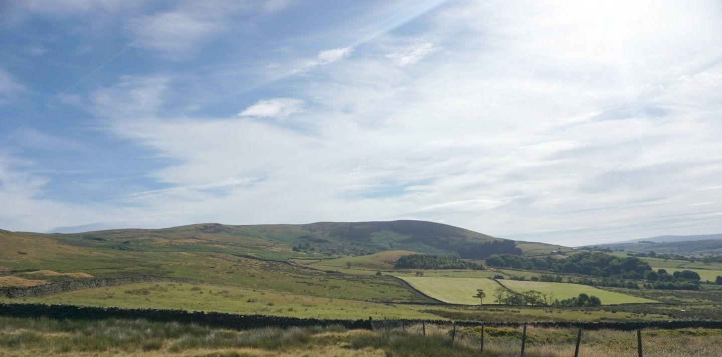 The view from Pendle Hill www.extraordinarychaos.com