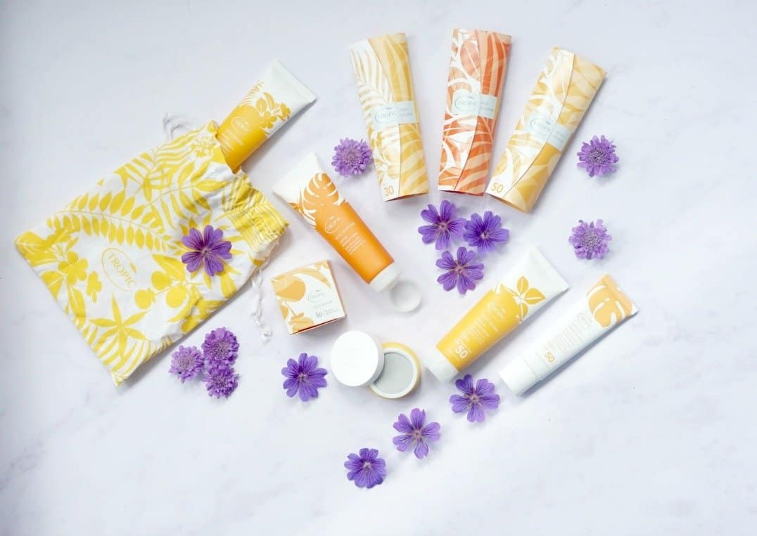 Tropic Suncare products www.extraordinarychaos.com
