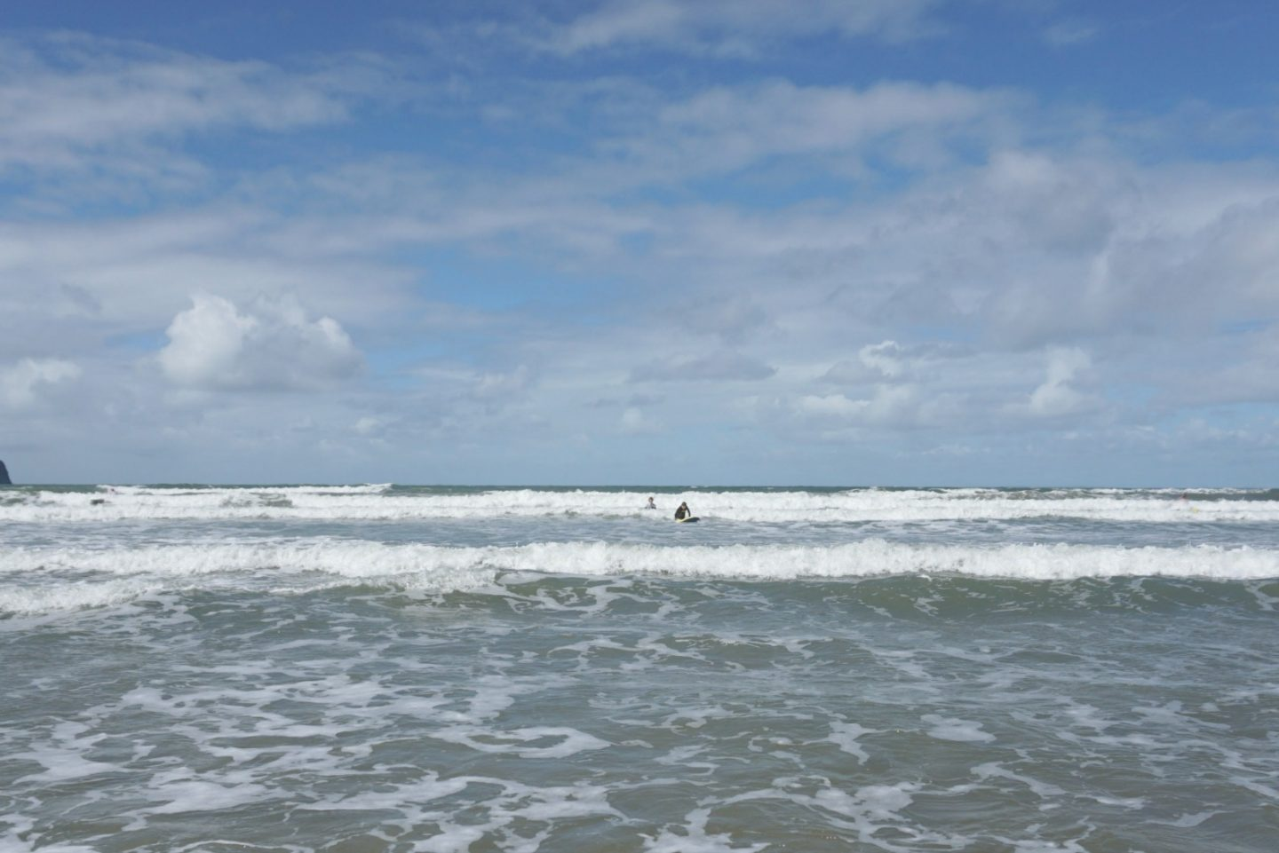 Family Surf Lesson at Rhosssili Bay www.extraordinarychaos.com
