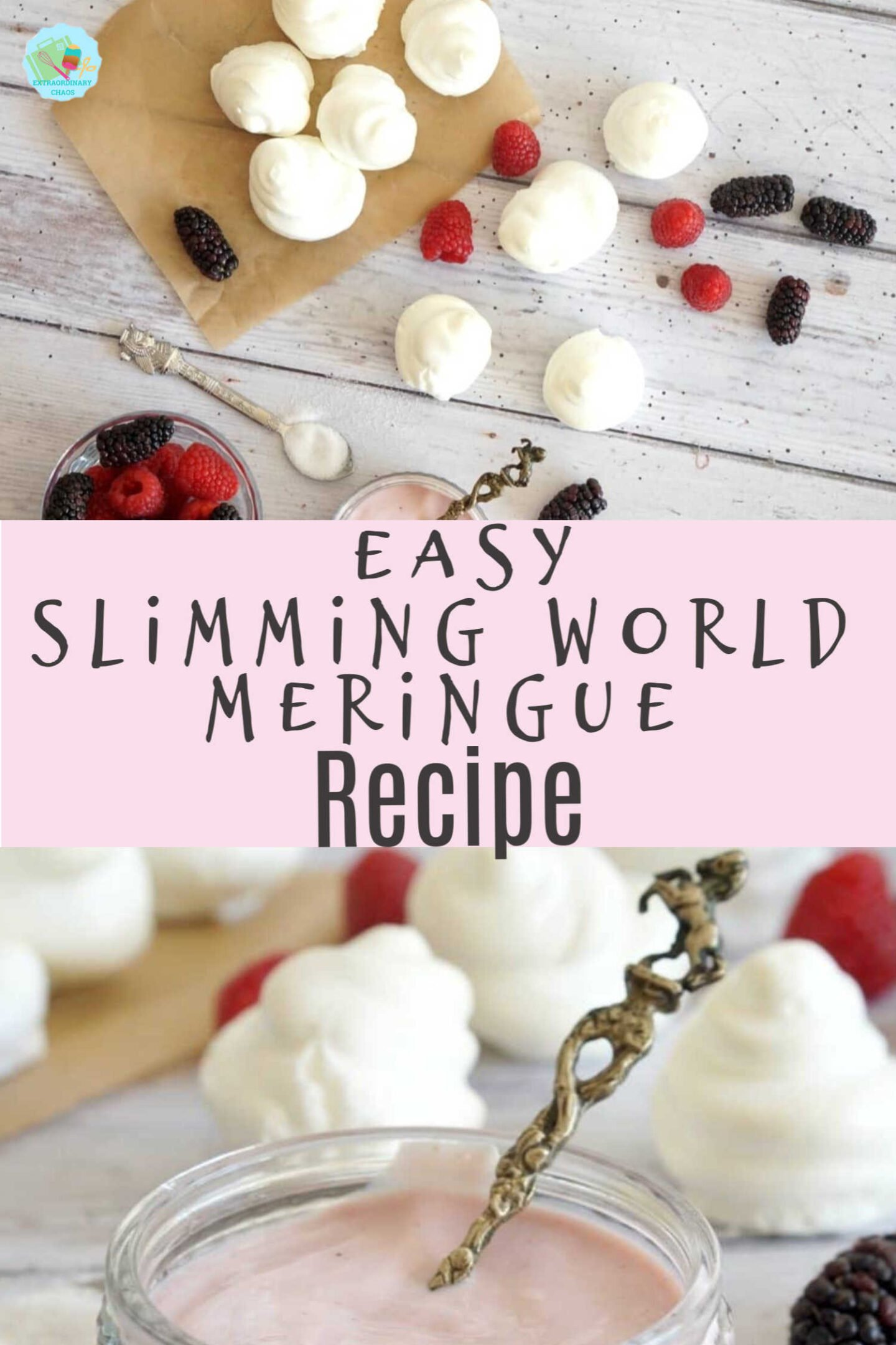 Easy slimming world meringue recipe to get perfect low syn Meringues