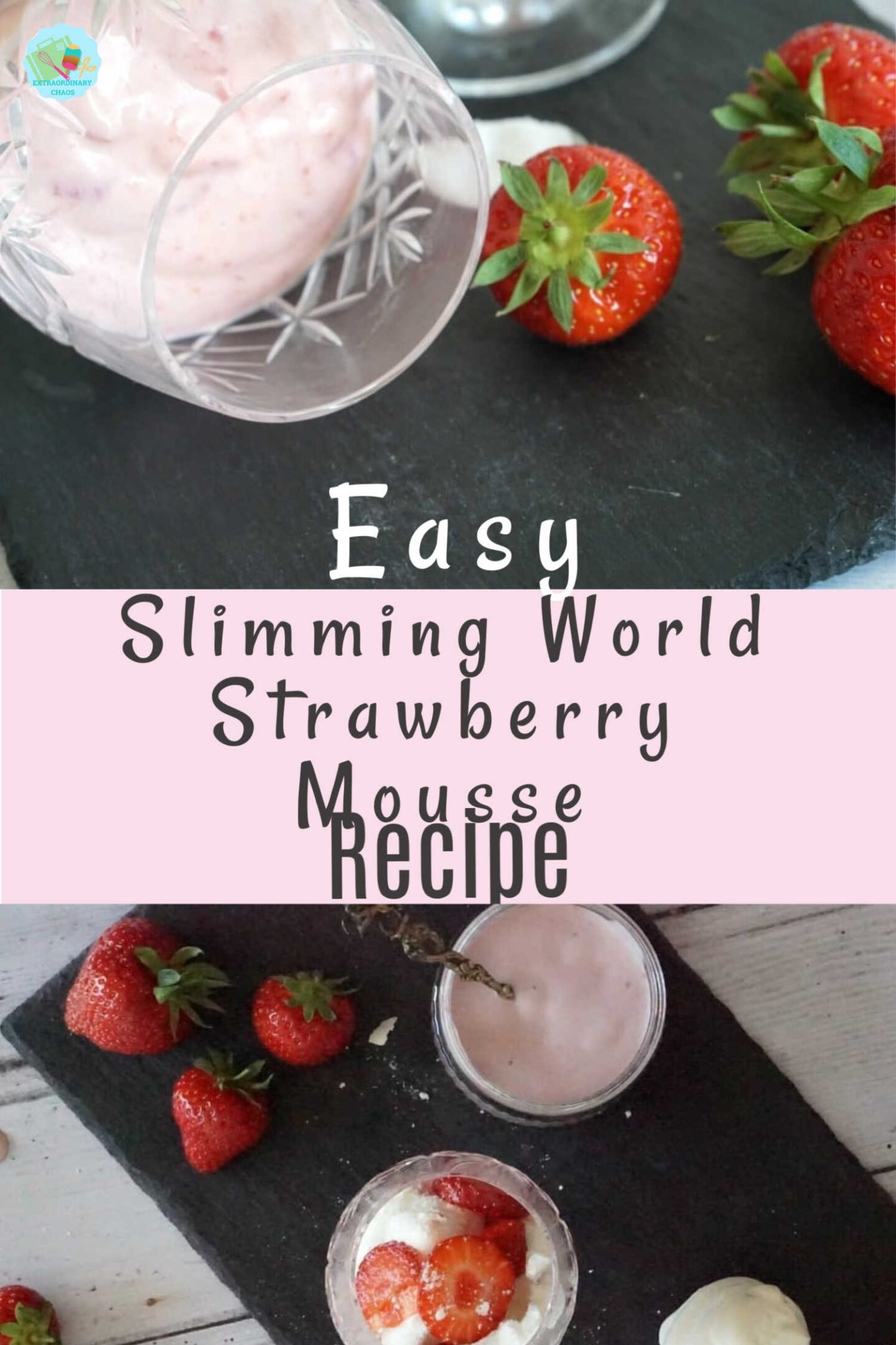 Easy slimming world mousse recipe for low syn desserts