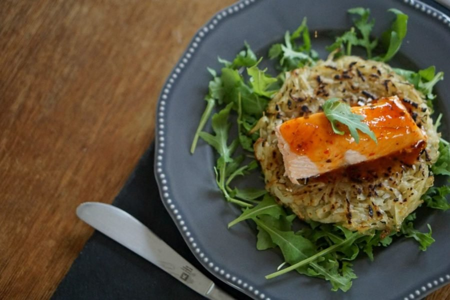 Quick Salmon Brunch Ideas www.extraordinarychaos.com