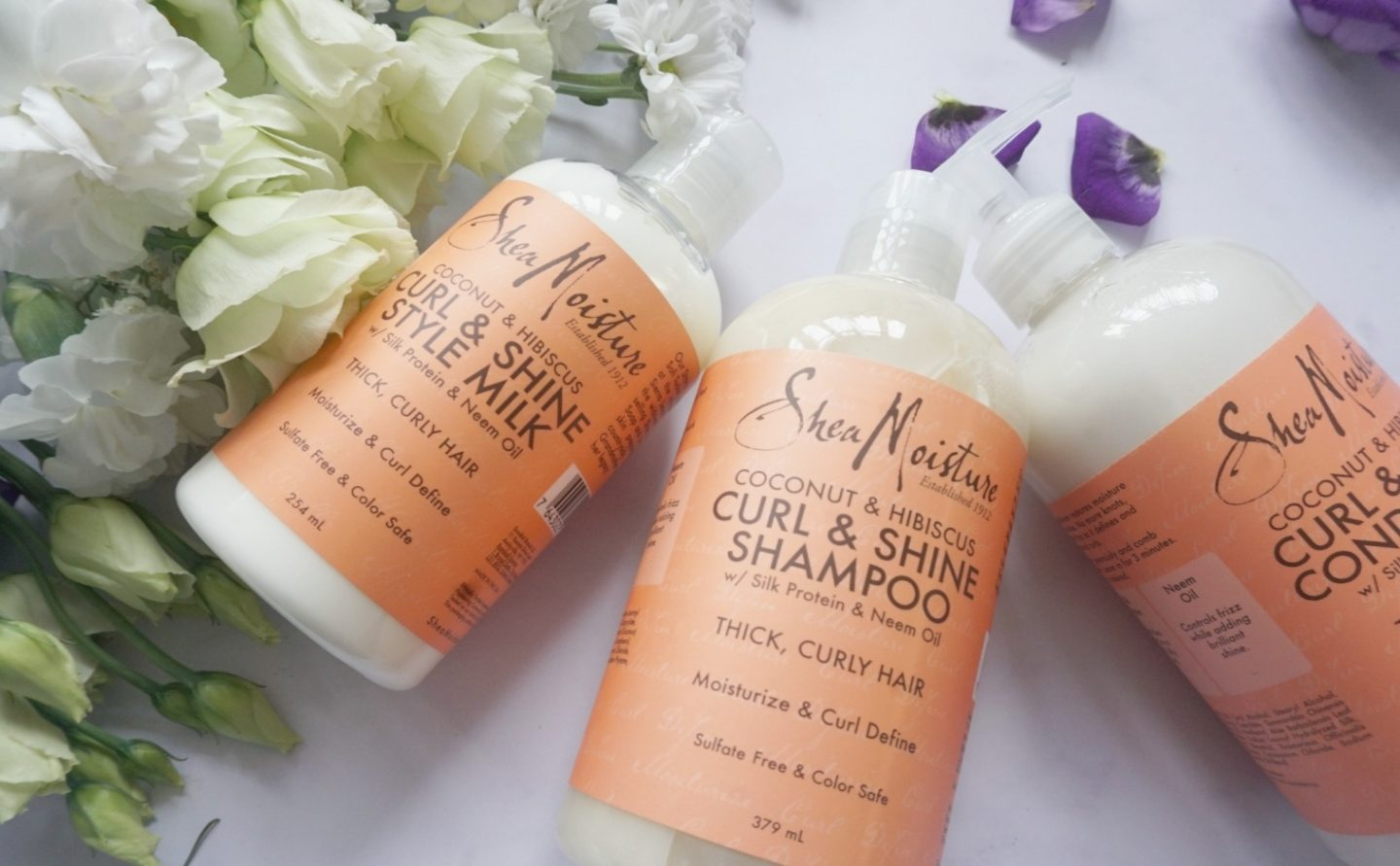 Shea Moisture curly girl uk approved www.extraordinarychaos.com