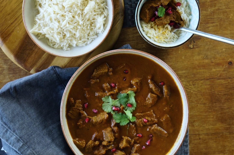 Homemade Beef Curry www.extraordinarychaos.com