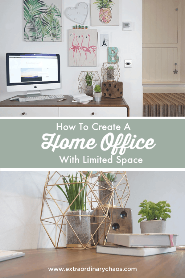 How to create a home office when you have limited space in your home