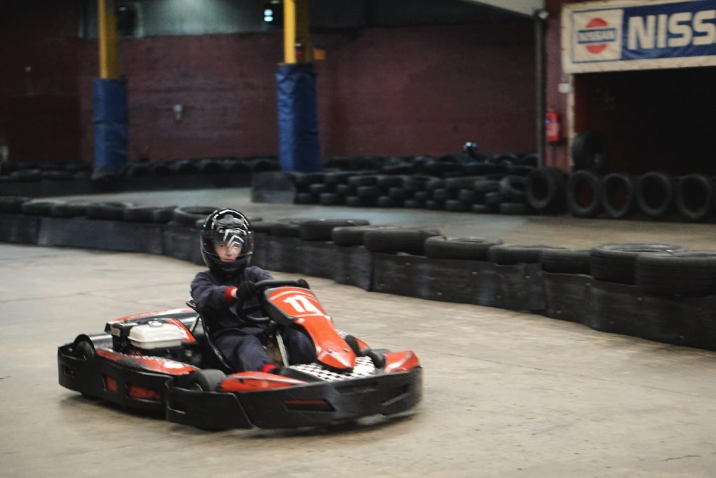Joe Go Carting