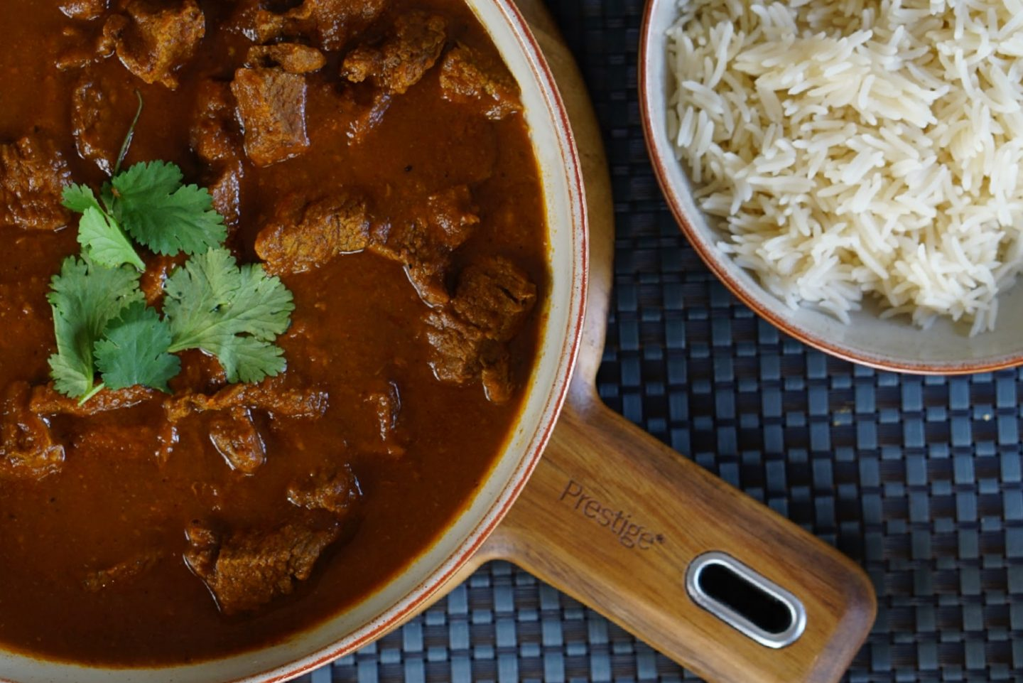 Pressure Cooker Beef Masala Curry www.extraordinarychaos.com