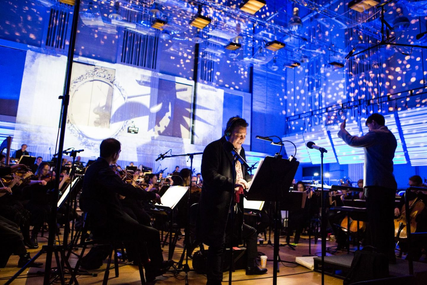 On Wed 5 December Craig Charles joins the BBC Philharmonic and  Curtis Stigers for BBC Philharmonic Christmas to perform the Scary Fairy Saves Christmas?
