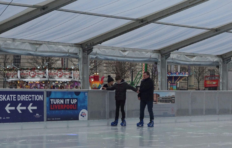 Ice Festival Liverpool