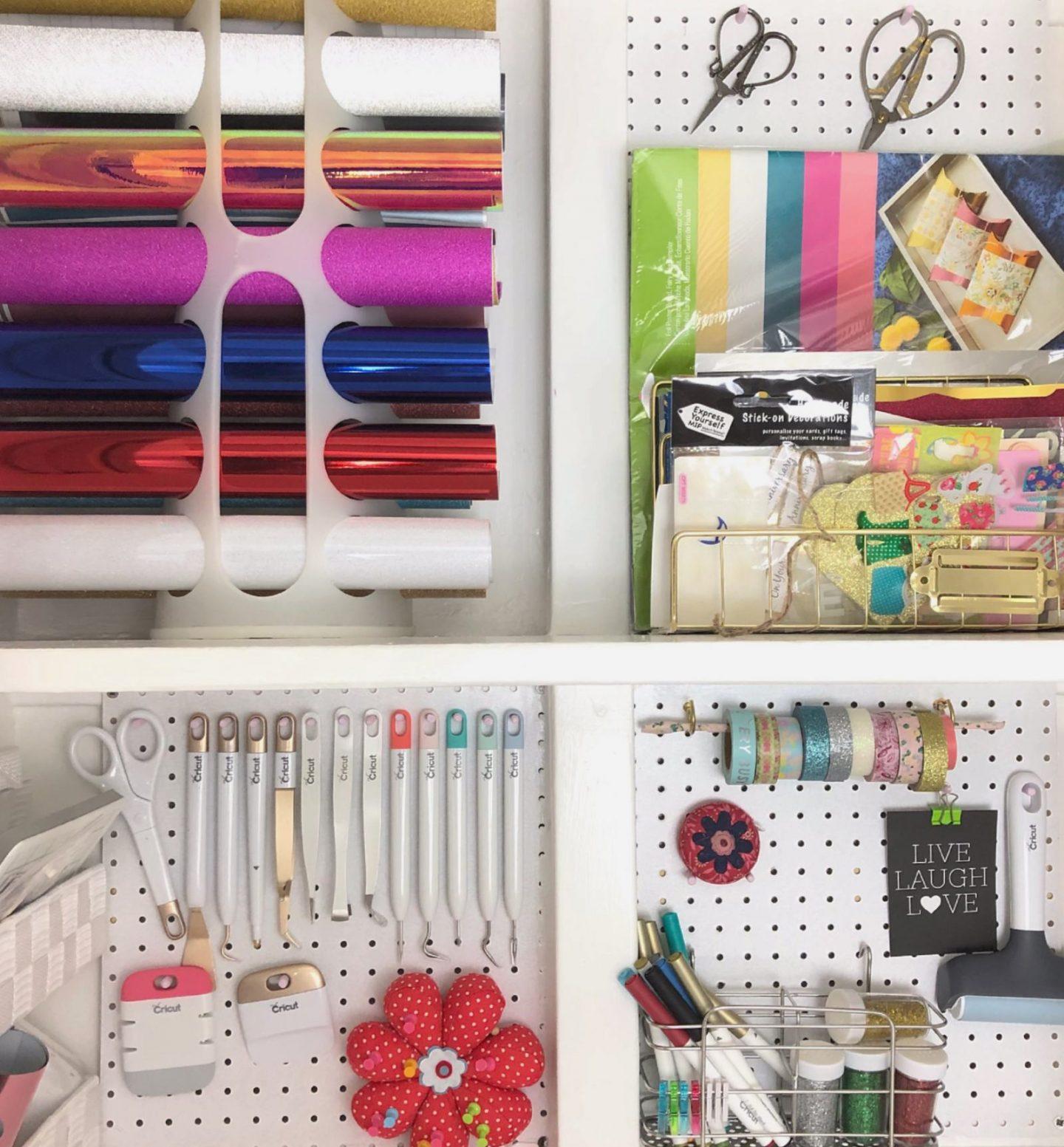 craft cupboard ideas