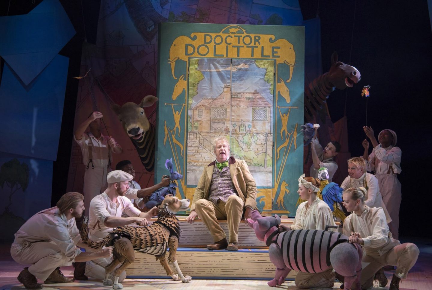 Review Of Doctor Dolittle The Musical