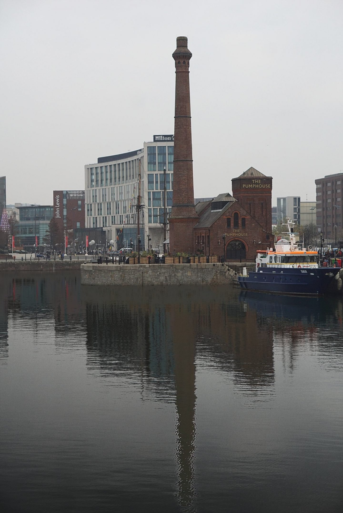 Whats on at Liverpool Docks in December