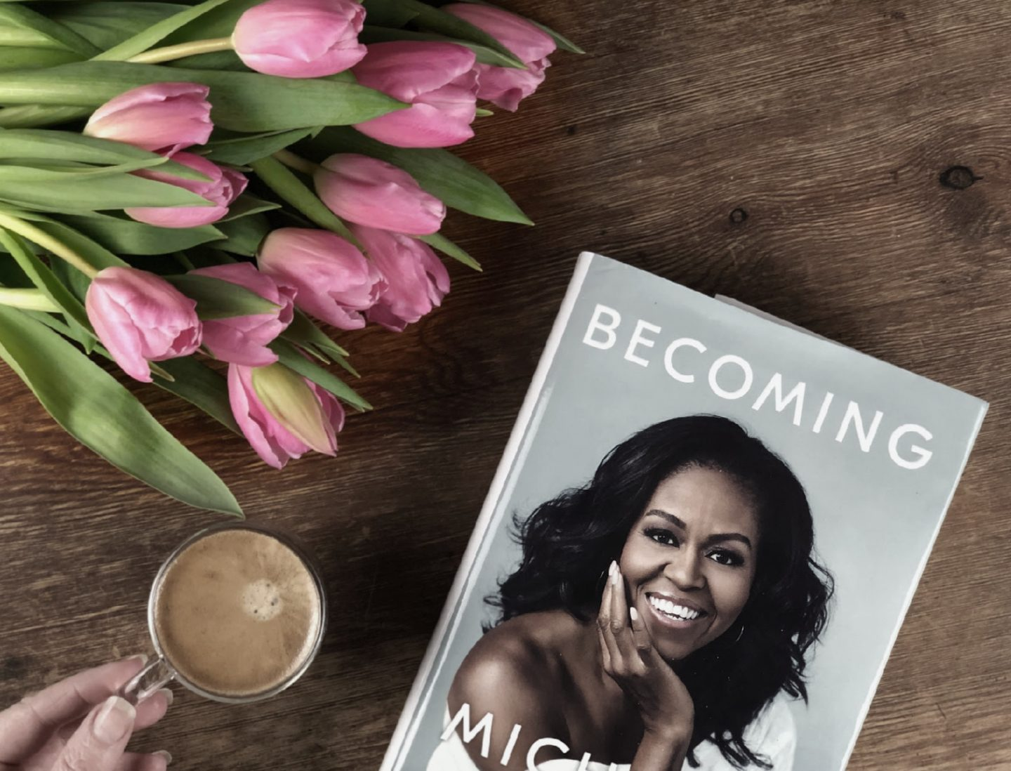 Reading Becoming Michelle Obama