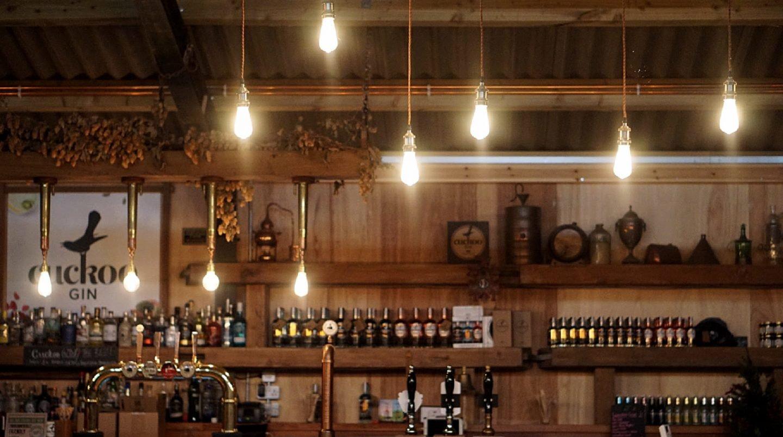 The Bar At Cuckoo Gin