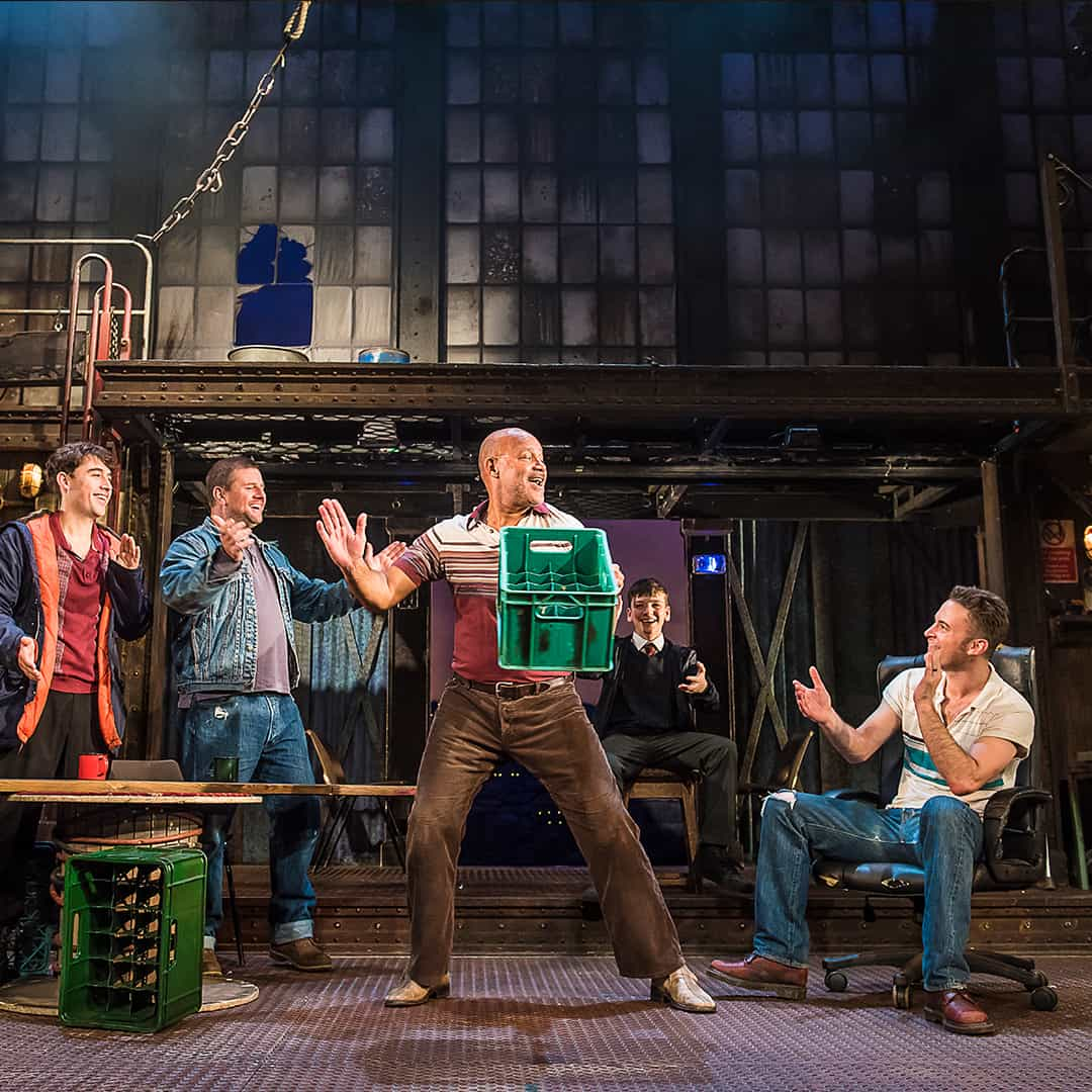 Review of The Full Monty and National Tour,