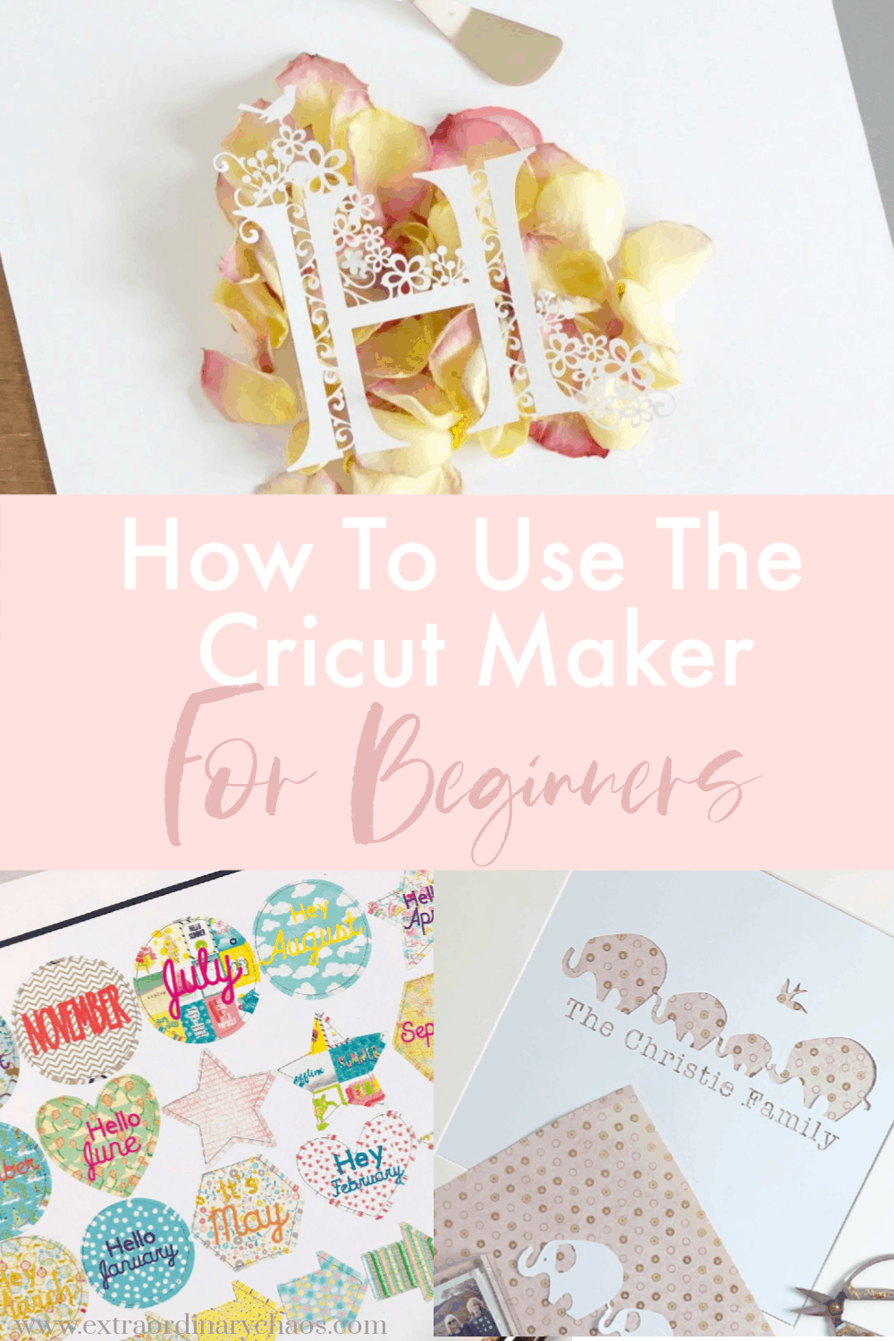 Cricut Maker For Beginners, How To Use