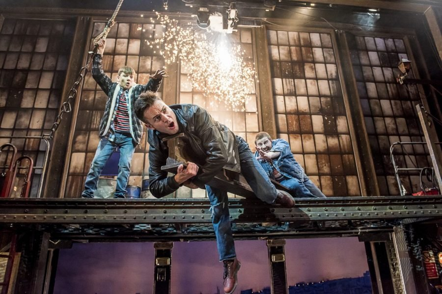 Review of The Full Monty and The Palace Manchester, National Tour,