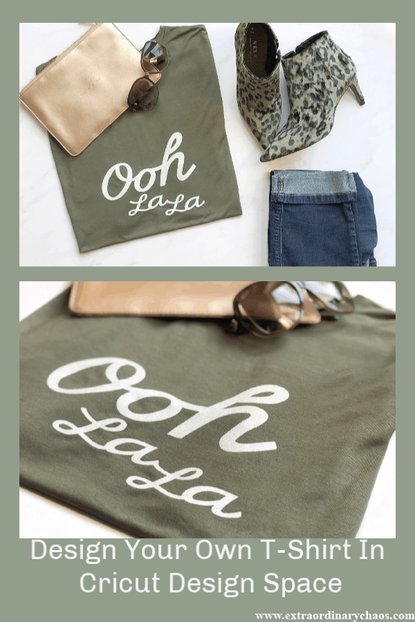 How To Design Your Own T Shirt In Cricut Design Space
