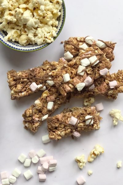 How to make homemade snack bars