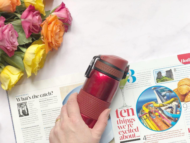 Leak Proof Water Bottle, Travel Essential Tips