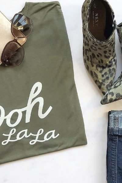 T shirt iron on with Cricut Easy Press