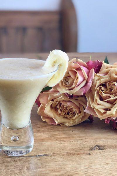 Easy Frozen Banana Daiquiri Recipe
