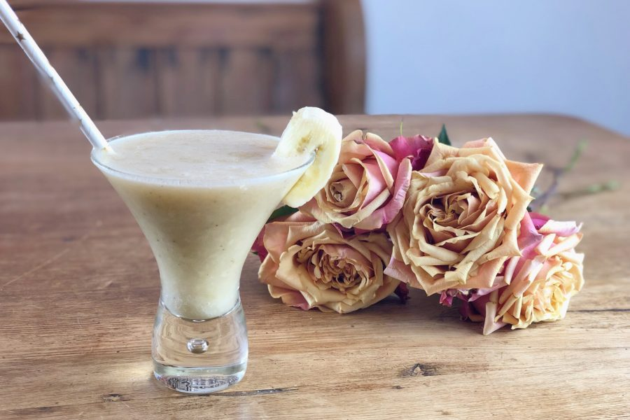 Easy Frozen Banana Daiquiri Recipe