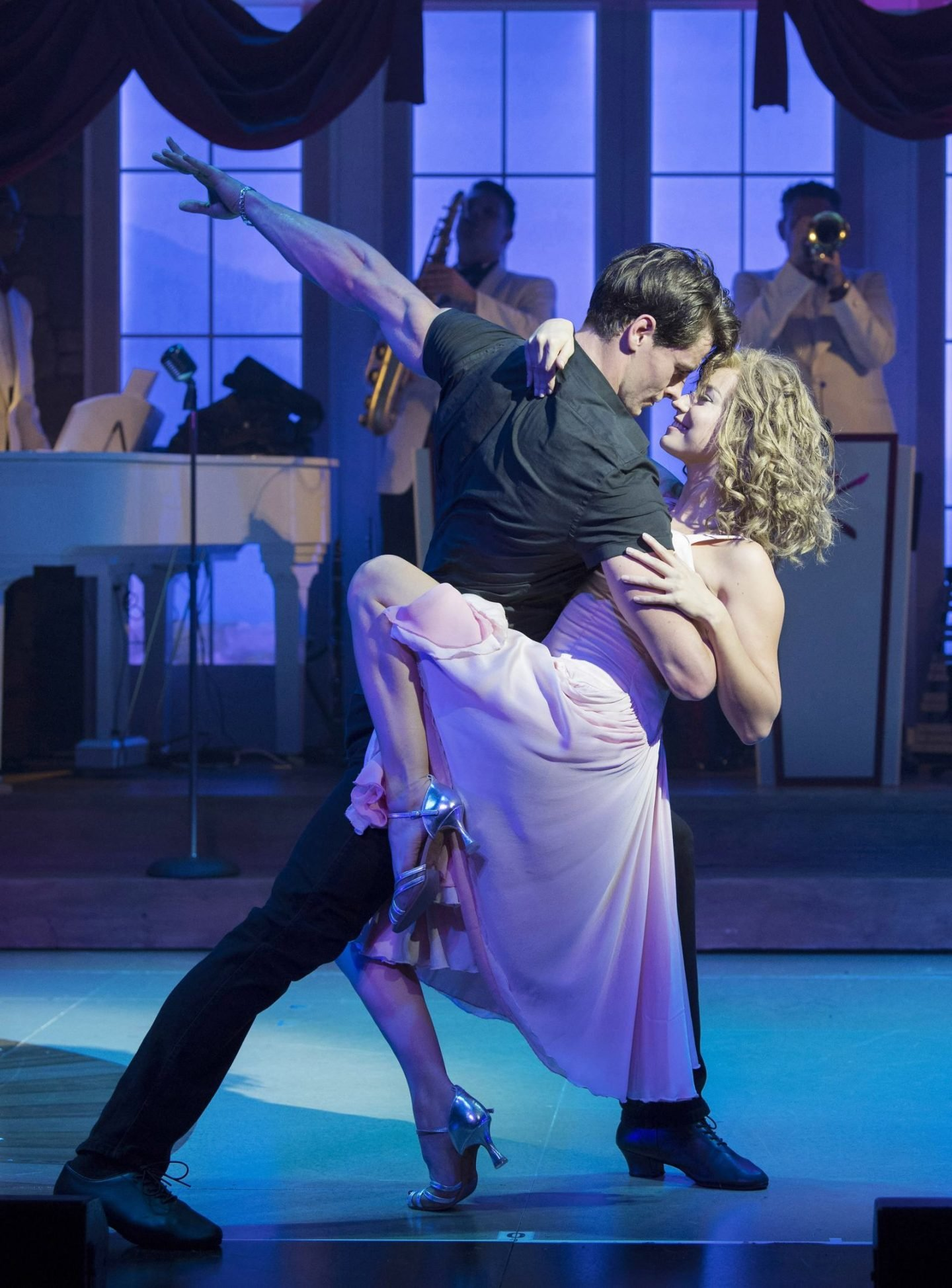 Dirty Dancing The Palace Theatre Manchester