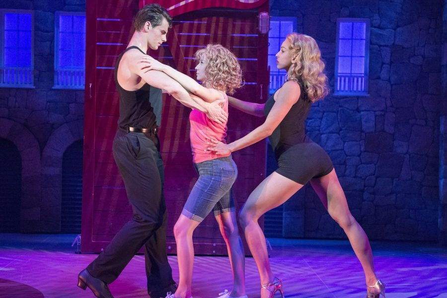 Review Dirty Dancing Uk tour 2019