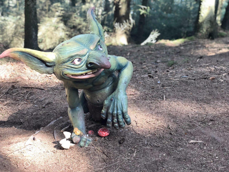 Sculpture on the Pendle Sculpture Trail
