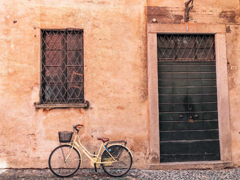 An Italian Bike