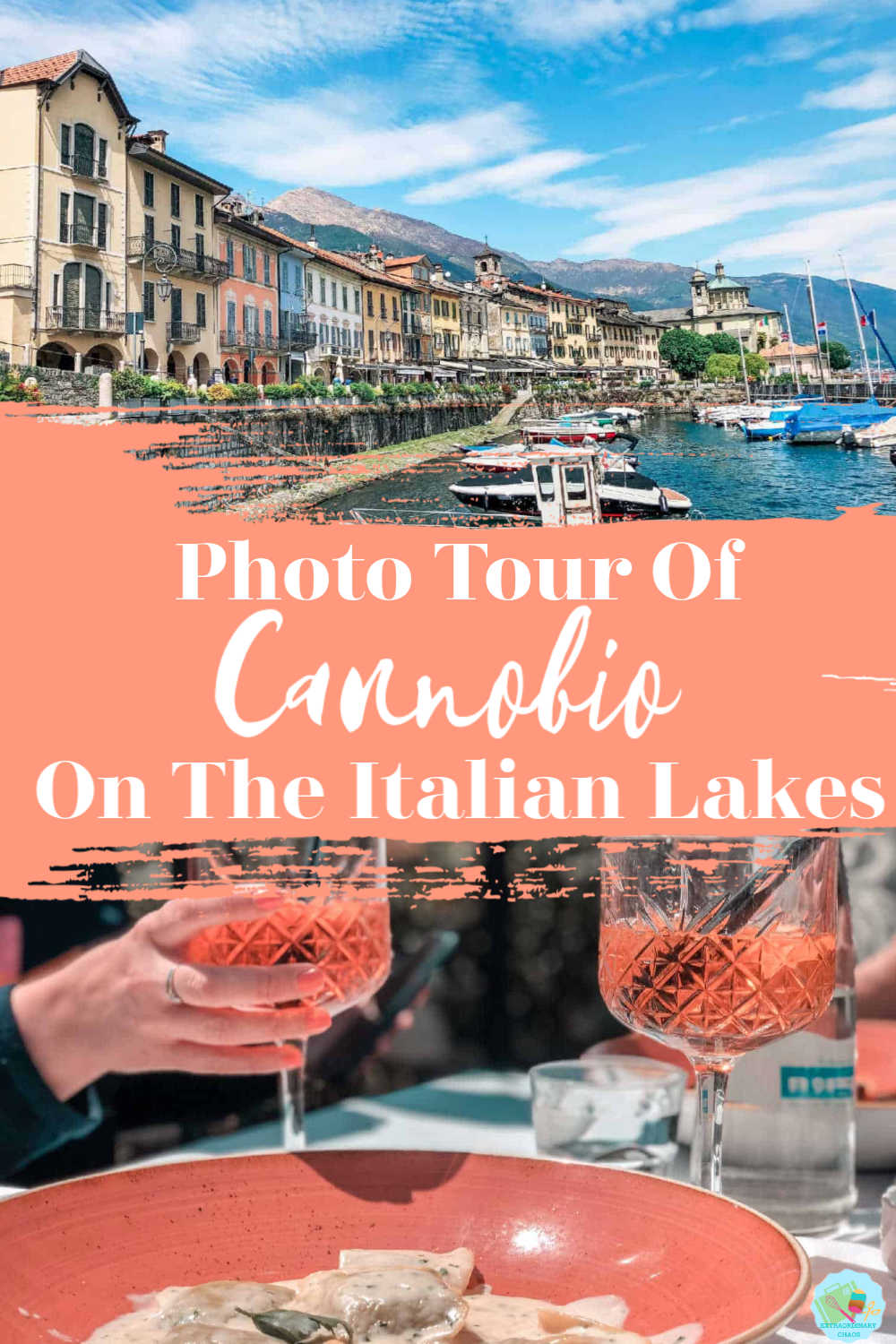 Cannobio is on Lake Maggiore in Italy a photo tour of the Island