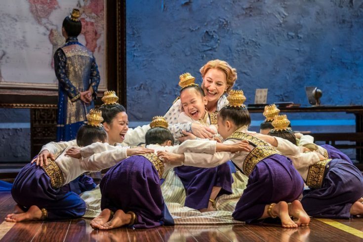The King And I Uk Tour
