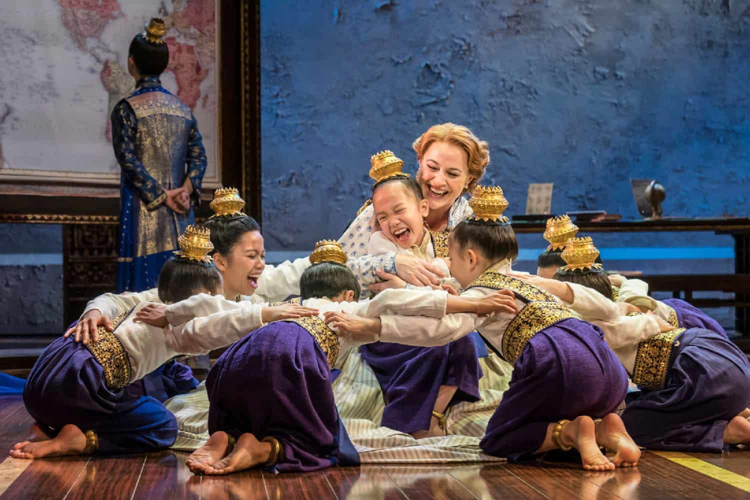 Review The king And I Uk tour