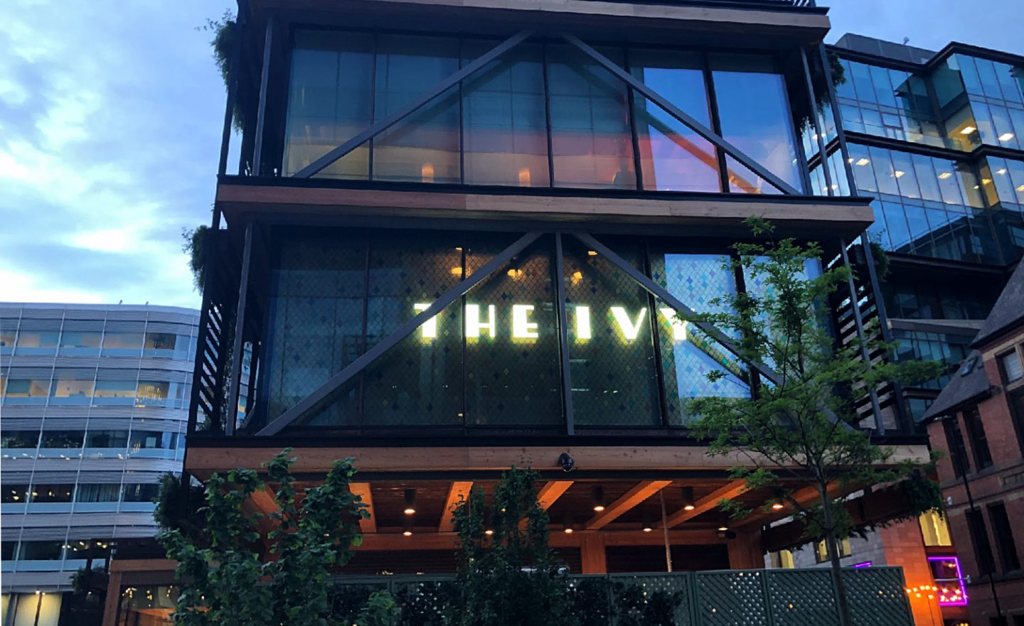 The ivy manchester