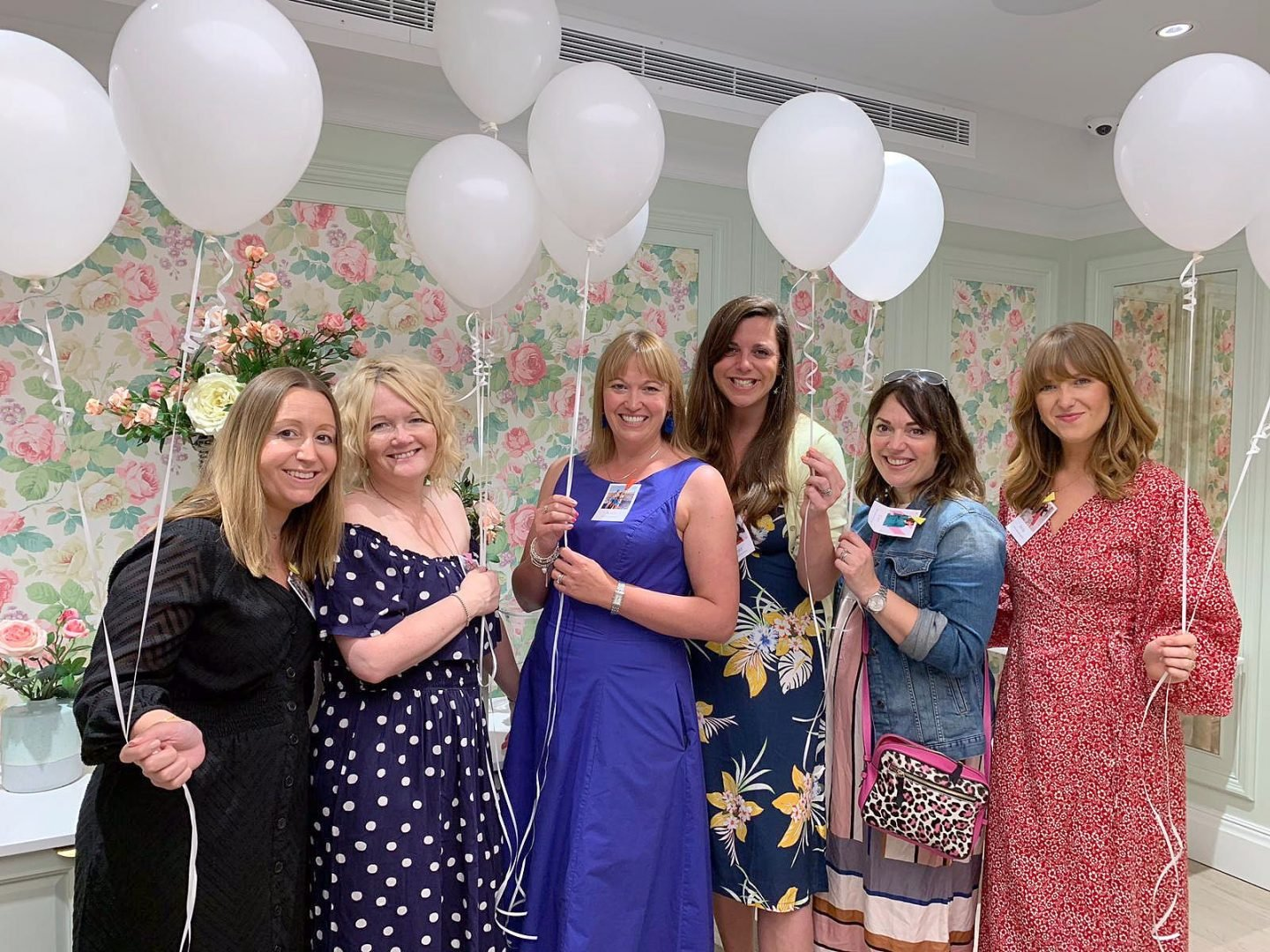 Bloggers At Peggy Porschen