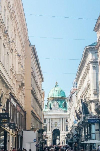 Wandering the streets of Bratislava