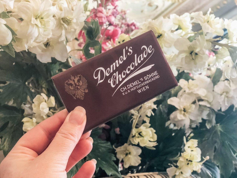 Chocolate in Vienna