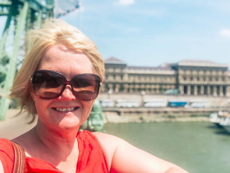 Wandering through Budapest