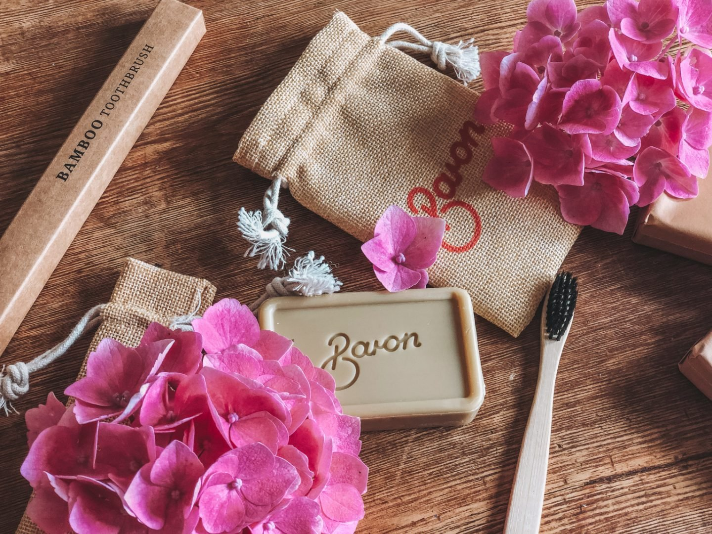 Baron Soap Bars for plastic free toiletries Travel Essential Tips for reducing plastic