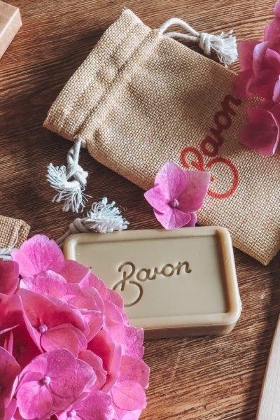 Baron Soap Bars for plastic free toiletries