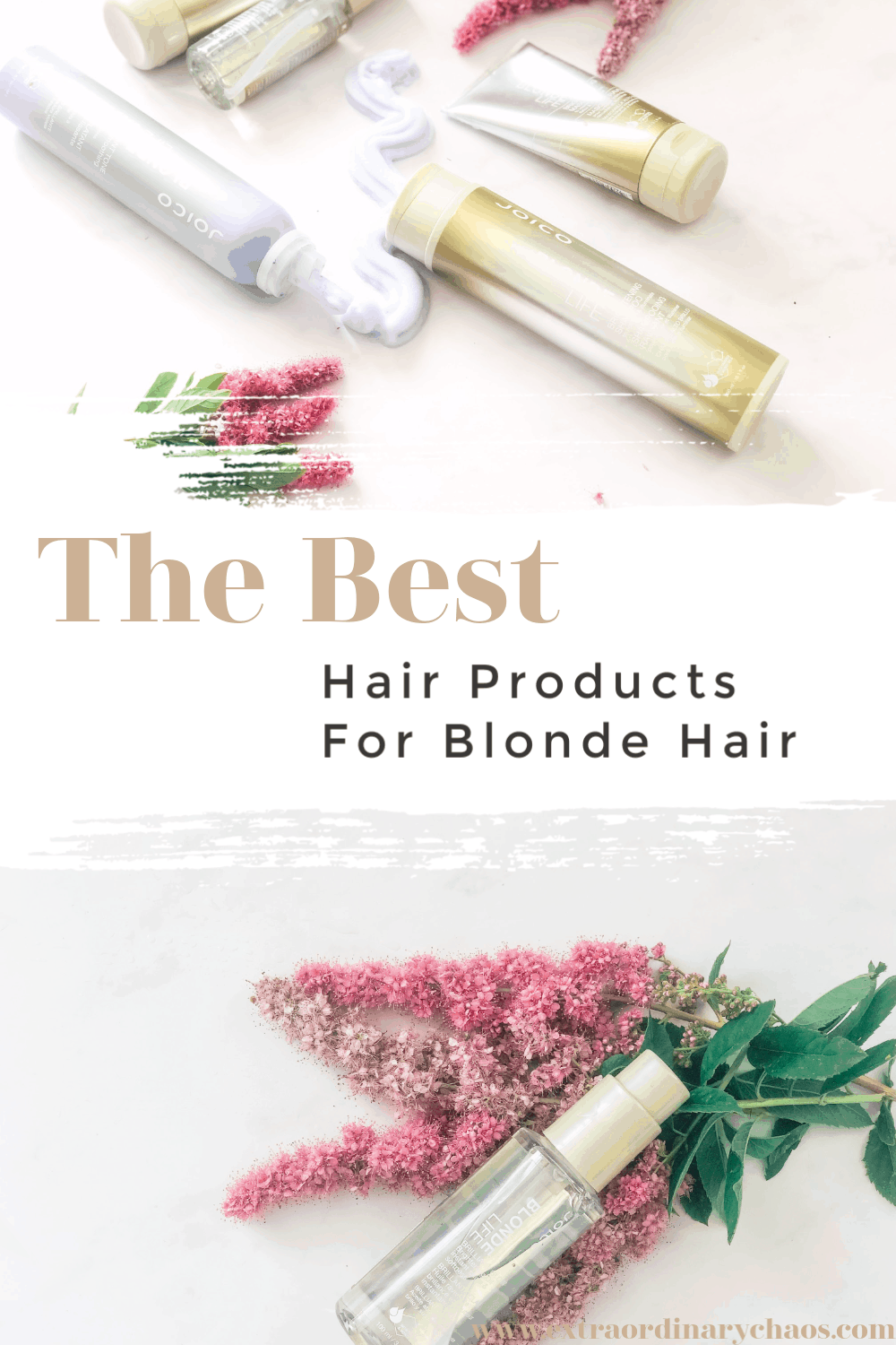The best hair products for blonde hair